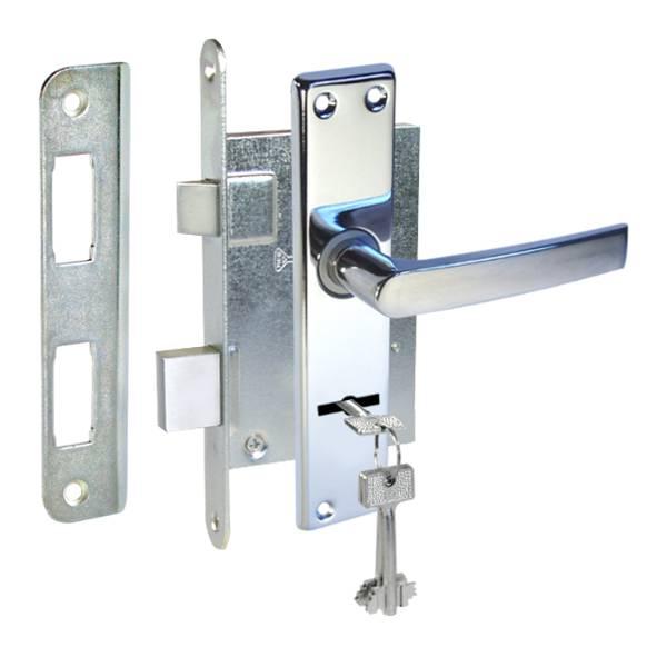 Segmentu slēdzene